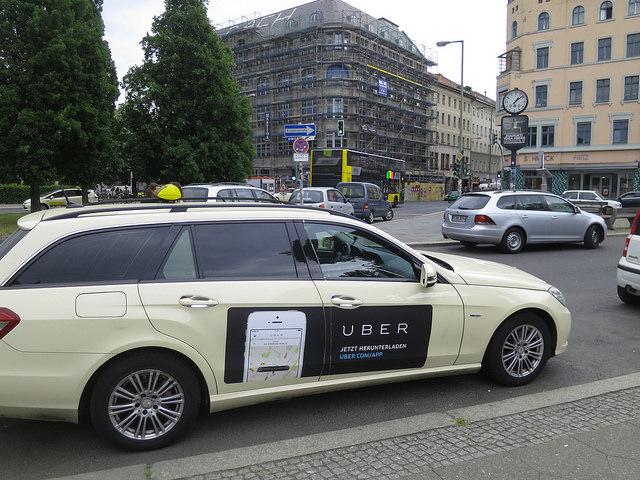 Работа в Польше такси Uber
