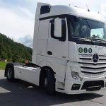 Водитель перевозка грузов по ЕС