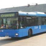 Водитель городского транспорта Польша