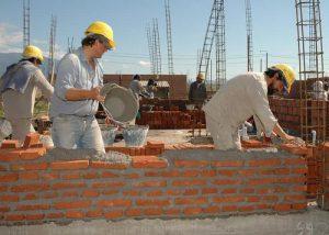 Каменщик Работа в Европе