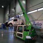 Обслуживание кранового оборудования Польша
