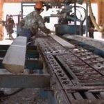 Работа на лесопильном оборудовании Польша