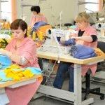 Работник на швейное производство Польша
